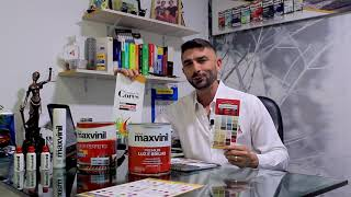 Produtos Maxvinil