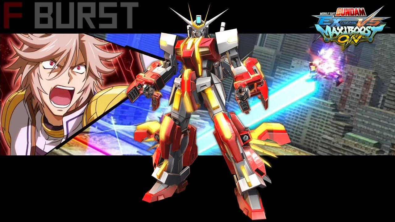 Maxi Boost ON - Extreme Gundam Type Leos Xenon Phase (&CSa Trick) Showcase