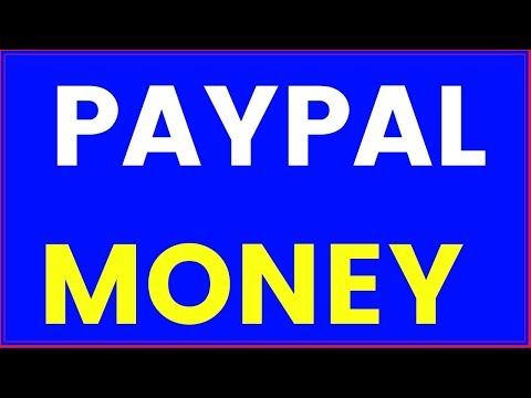 How To Make Money in Your Spare Time (PayPal Money)