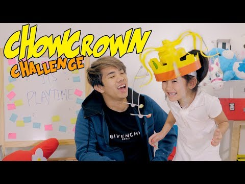 This Game Will Torture You: Chow Crown Challenge!