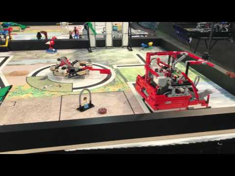 FLL 2017---312pts FRIST championship Houston FRIST LEGO league World festival