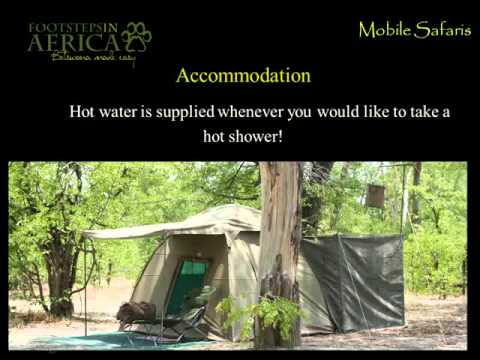 Mobile Safaris in Botswana