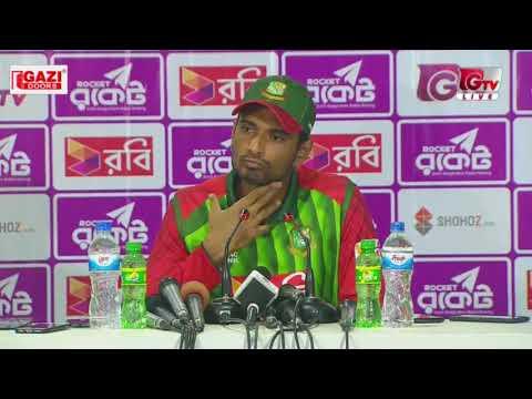 Mahmudullah's Press Conference after Bangladesh vs Sri Lanka 2nd T20