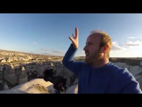 Cappadocia Balloons and Nap Times