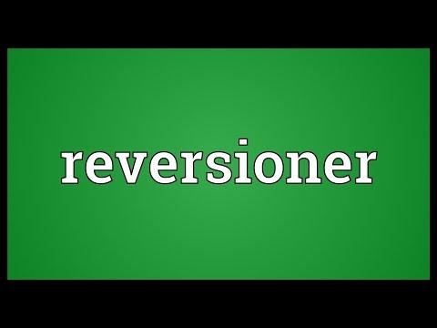 Header of reversioner