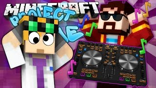 Minecraft - MUSICAL INTERLUDE - Project Ozone #23