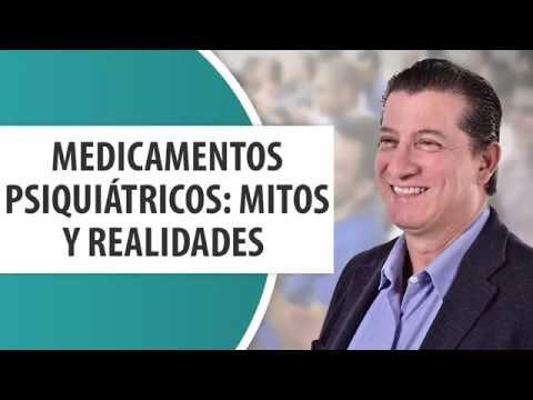 Medicamentos Psiquiatricos Mitos Y Realidades/ Psiquiatría
