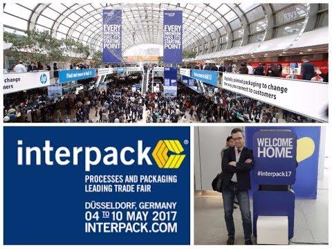 Interpack 2017 выставка упаковки и упаковочных технологий Дюссельдорф Германия