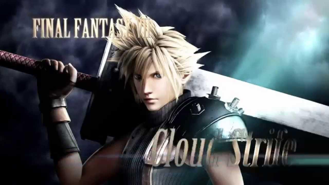 [PS4] Dissidia Final Fantasy NT Closed Beta - Cloud Strife