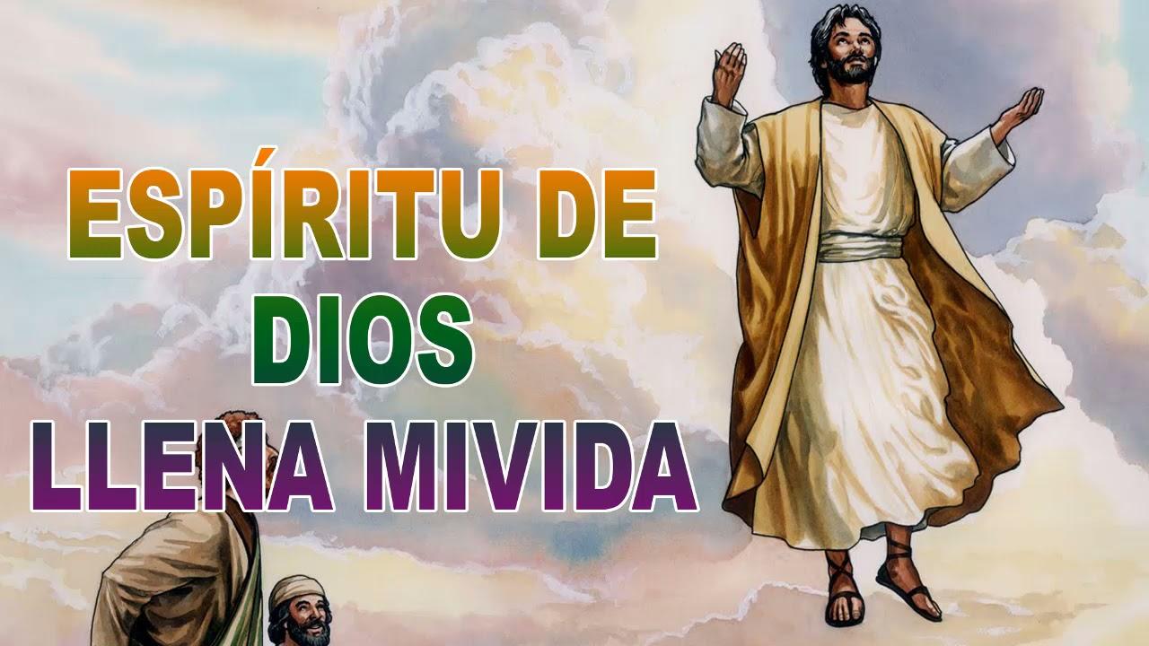 ESPÍRITU DE DIOS LLENA MI VIDA - EESPECIAL DE 2 HORAS DE ALABANZAS PARA ALIMENTAR EL ALMA