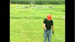 Hand Signals - Lower Equipment