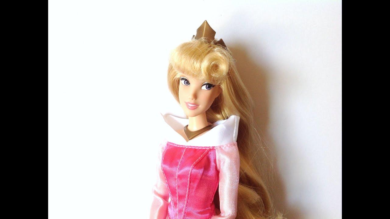 Disney Store Classic Film Collection Sleeping Beauty Aurora 2012 ...