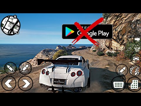 TOP 5 GAMES LIKE GTA V THAT ARE NOT AVAILABLE ON GOOGLE PLAY