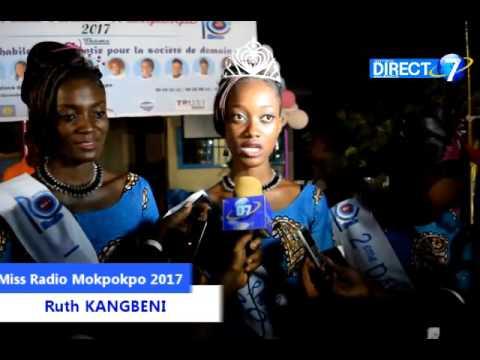 Togo: Ruth KANGBENI élue miss radio mokpokpo 2017