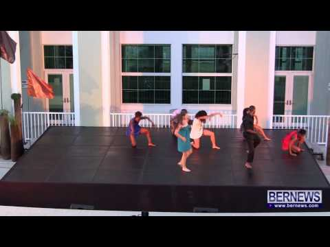 Jarrico Dance Perform My Time Has Come  Jul 28 2013