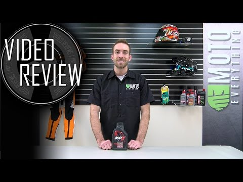 Motul Factory Line 300V 4T Synthetic 10W-40 Review by Moto Everything