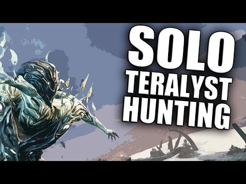 Warframe - Solo Eidolon Hunting Guide