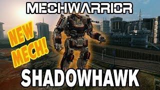 MechWarrior Online: Phoenix Shadowhawk Marksman Test