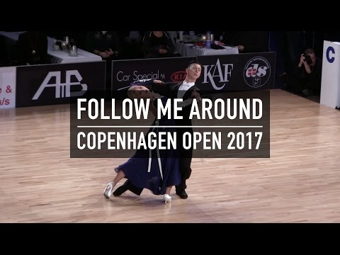 FOLLOW ME AROUND - COPENHAGEN OPEN 2017 | vlog 6