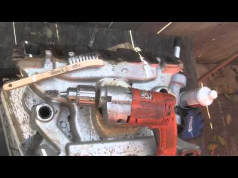 International Harvester Intake expansion plug replacement
