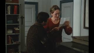 """Письмо маме. Отрывок из фильма """"Осенняя соната"""". Реж. Ингмар Бергман (Письмо дочери)"""