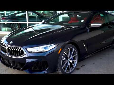 New 2019 Bmw 850i Xdrive Coupe Awd