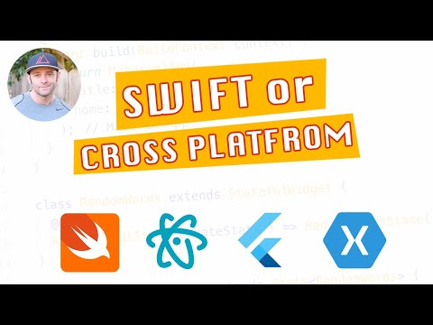 Should I Learn Swift Or Cross Platform?