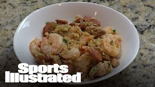 How To Make Delicious Jambalaya | Andy's Tailgate Test Kitchen | Sports Illustrated