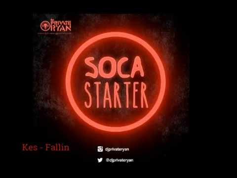 [2015 SOCA MIX] 01. Kes - Fallin - DJ Private Ryan - Carnival Starter (2015 Trinidad SOCA)