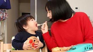 子どもが絶対喜ぶ!高松駅で買える「げんき100ばい!アンパンマン弁当」