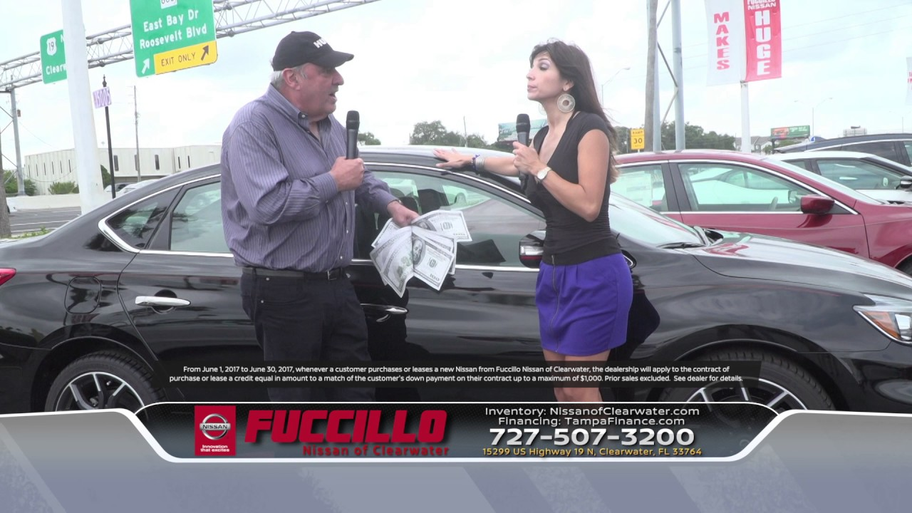 Hyundai Of Orange Park >> Fuccillo Nissan of Clearwater June - YouTube