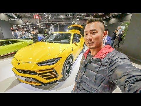 Khám phá Lamborghini URUS - Chiếc SUV mạnh nhất thế giới | XEHAY.VN