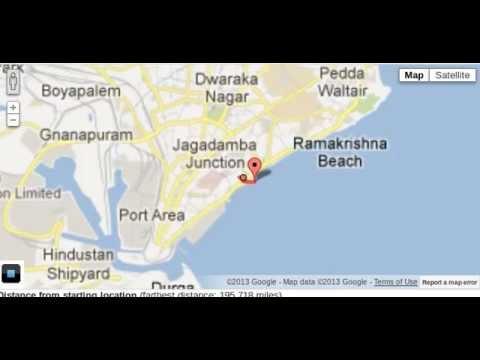Visakhapattanam  to Vijaywara