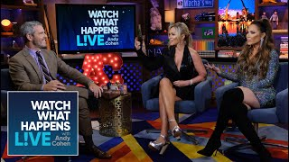 Tamra Judge's Makeout Session with Braunwyn Windham-Burke   WWHL