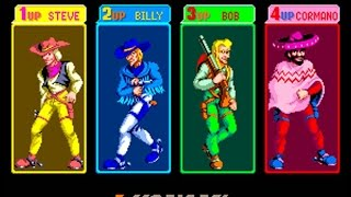 Calificando Juegos Con El Kyubi: Sunset Riders Arcade