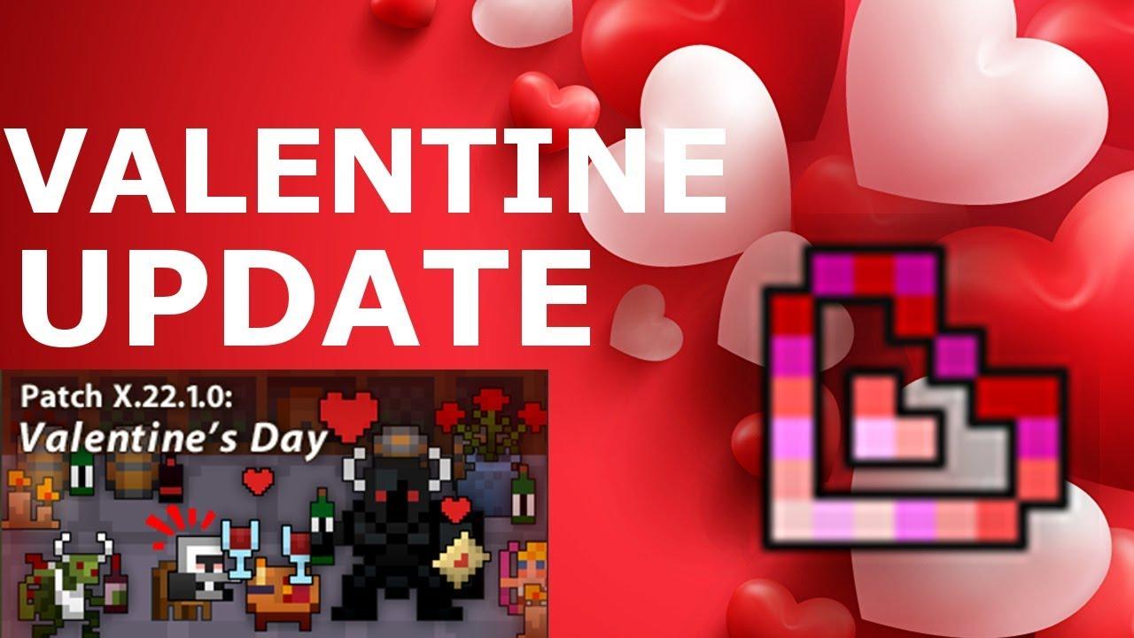 Updating a valentine 1