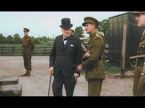 WWII in Color Part 3: Britain at Bay