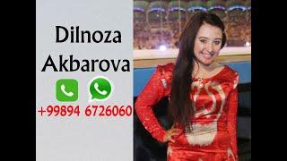 Dilnoza Akbarova & Ahror Mahmudov - Azizam (Andijon viloyadidagi bayramona chiqishlari). HD