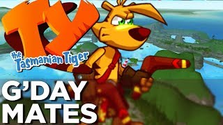 Allegra and Thomas Play Ty the Tasmanian Tiger