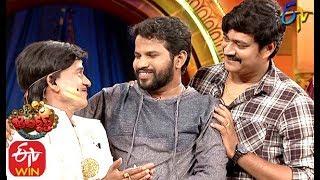 Hyper Aadi, Raising Raju Performance   Jabardasth    26th December 2019     ETV Telugu