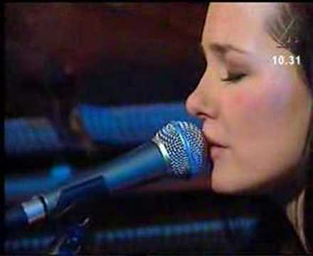 Sophie Zelmani - Stay With My Heart(live@tv4 morgon)
