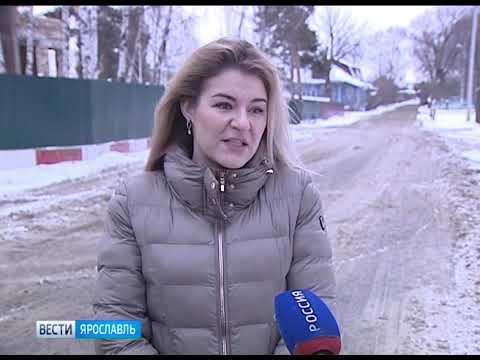 Видео В на улице Союзная в Ярославле автомобилисты регулярно нарушают ПДД