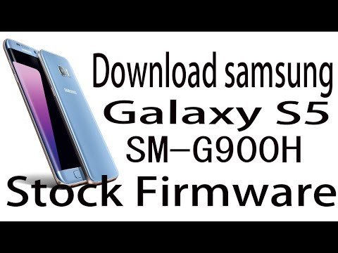 Download Samsung Galaxy S5 SM-G900H Stock Rom ! Official Firmware Update