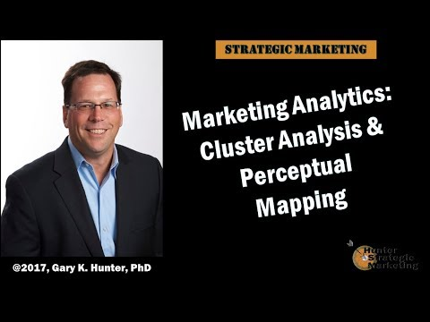 Marketing Analytics: Cluster Analysis-Segmentation & Perceptual Maps-Positioning