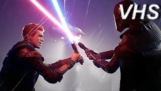 "Star Wars Jedi: Fallen Order - Трейлер ""Миссия Кэла"" на русском - VHSник"