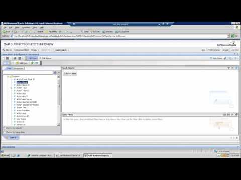 Auditing your BusinessObjects Usage - 8-14-2012