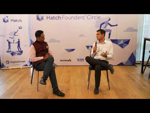 Fireside chat with Arihant Patni - DigitalOcean Hatch Founders' Circle Mumbai