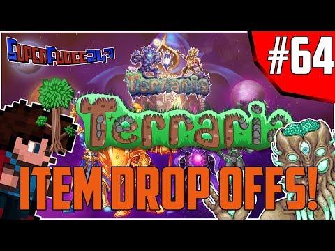 Terraria Xbox One 1.3 Giveaways/Dropoffs - 1.3 Items Again! [64]