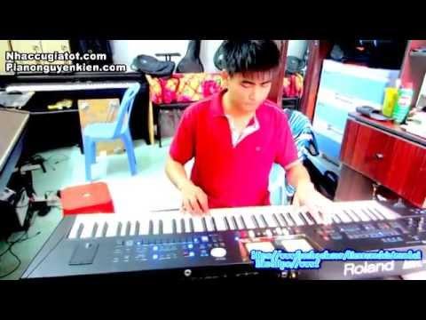 Nhạc Hòa Tấu Organ||  Xuân Này Con Không Về - Nguyễn Kiên