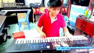 Đàn Organ Roland Bk9 Xuân Này Con Không Về nhaccugiattot.com